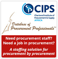 The CIPS Database of Procurement Professionals