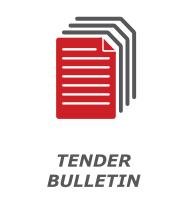 Banner Tender Bulletin