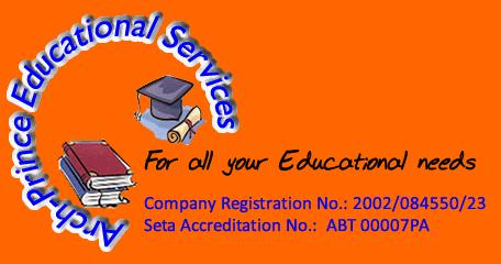 Arch-Prince Educational Services CC